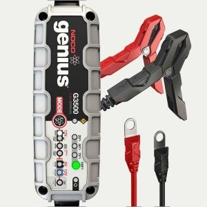 Noco Genius G3500 6V & 12V 3.5A UltraSafe Battery Charger & Maintainer
